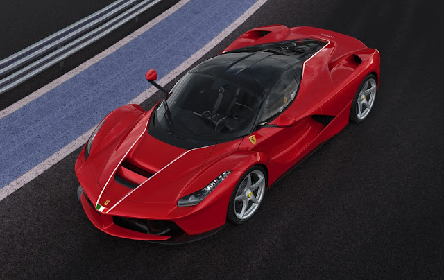 500th LaFerrari Auctioned Off For Record Breaking R97 Million