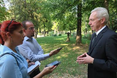 Egyesült Államok, Románia, Székelyföld, Hans Klemm, kisebbségi jogok, régiósítás,
