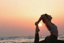 Enjoying Yoga to Live Healthy Aging