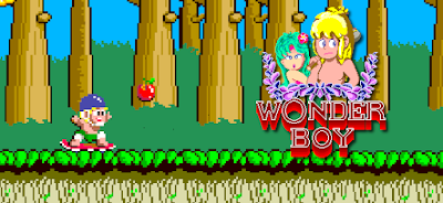 Wonder Boy For PC