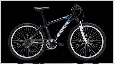 Harga Jual Sepeda Gunung Polygon Monarch 2 Black