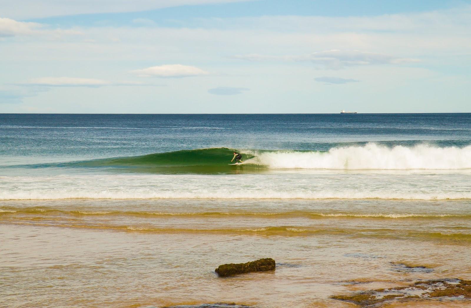 Garie Beach, Sydney, Australia