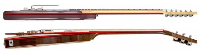 Diferencias de Construcción entre una Stratocaster y una Les Paul