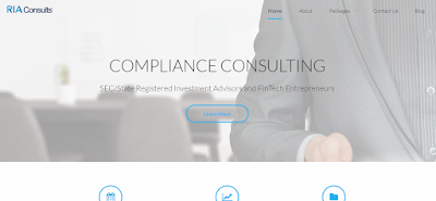 Website Updates - RIA Consults/RIA Review