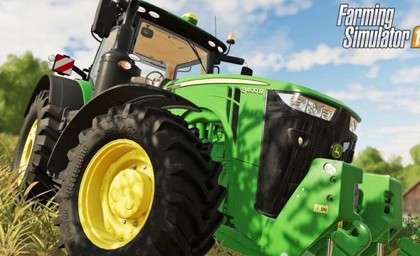 Farming Simulator 19 Review   Gameplay