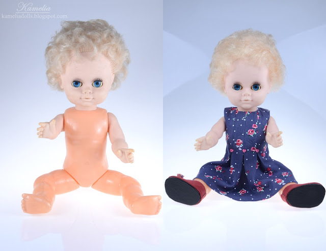 Handmade doll clothes