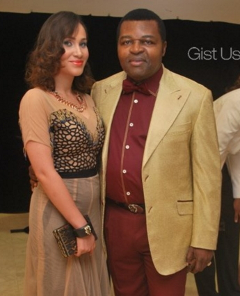 caroline danjuma marriage crashed