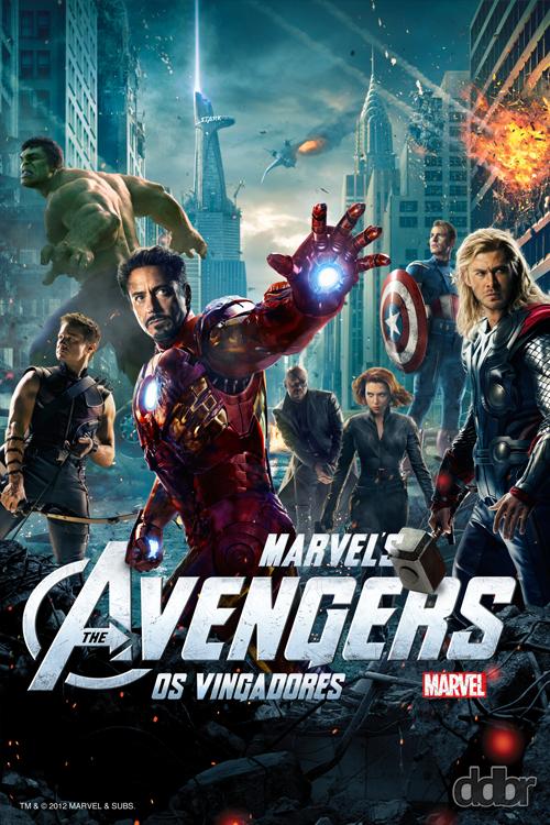 The Avengers - Os Vingadores (2012)