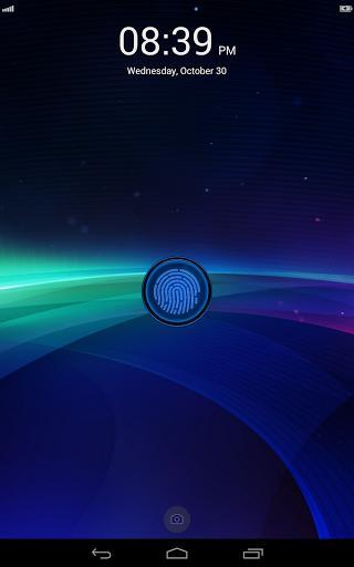 Fingerprint Lock Screen 2.2 APK for Android