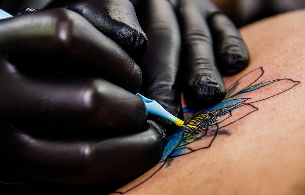 Kates Point Of View Tatuaż A Co To Takiego