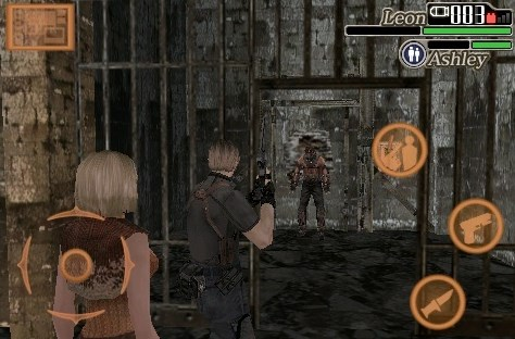 Free Download Resident Evil 4 Apk Mod + Data Game Android