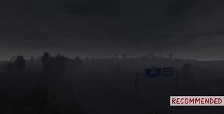 ets 2 heavy rain mod v2.0
