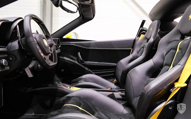 世界に6台しかないフェラーリの限定車「セルジオ」が約5億7000万円で販売中!