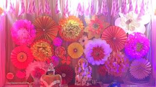 paper flowersmaking
