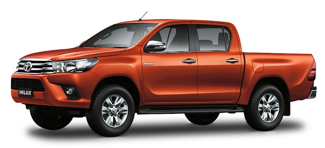 Toyota HILUX Pricelist - As of January 2019 (Luzon - Philippines)