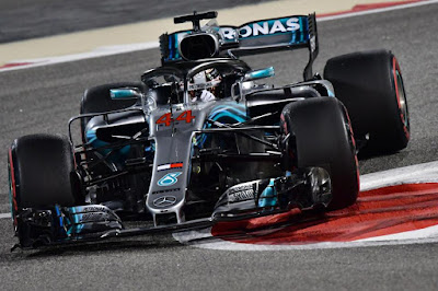 F1 Bahrain Grand Prix