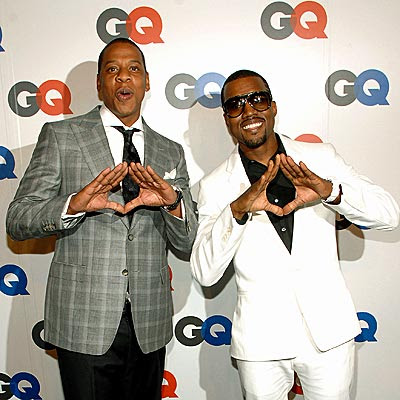 jayz and kanye west