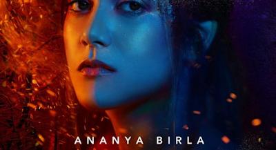 """Lirik Lagu Ananya Birla - Meant To Be"""