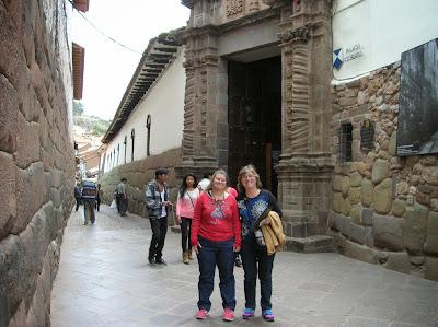 Palacio Episcopal, Cusco, Perú, La vuelta al mundo de Asun y Ricardo, round the world, mundoporlibre.com