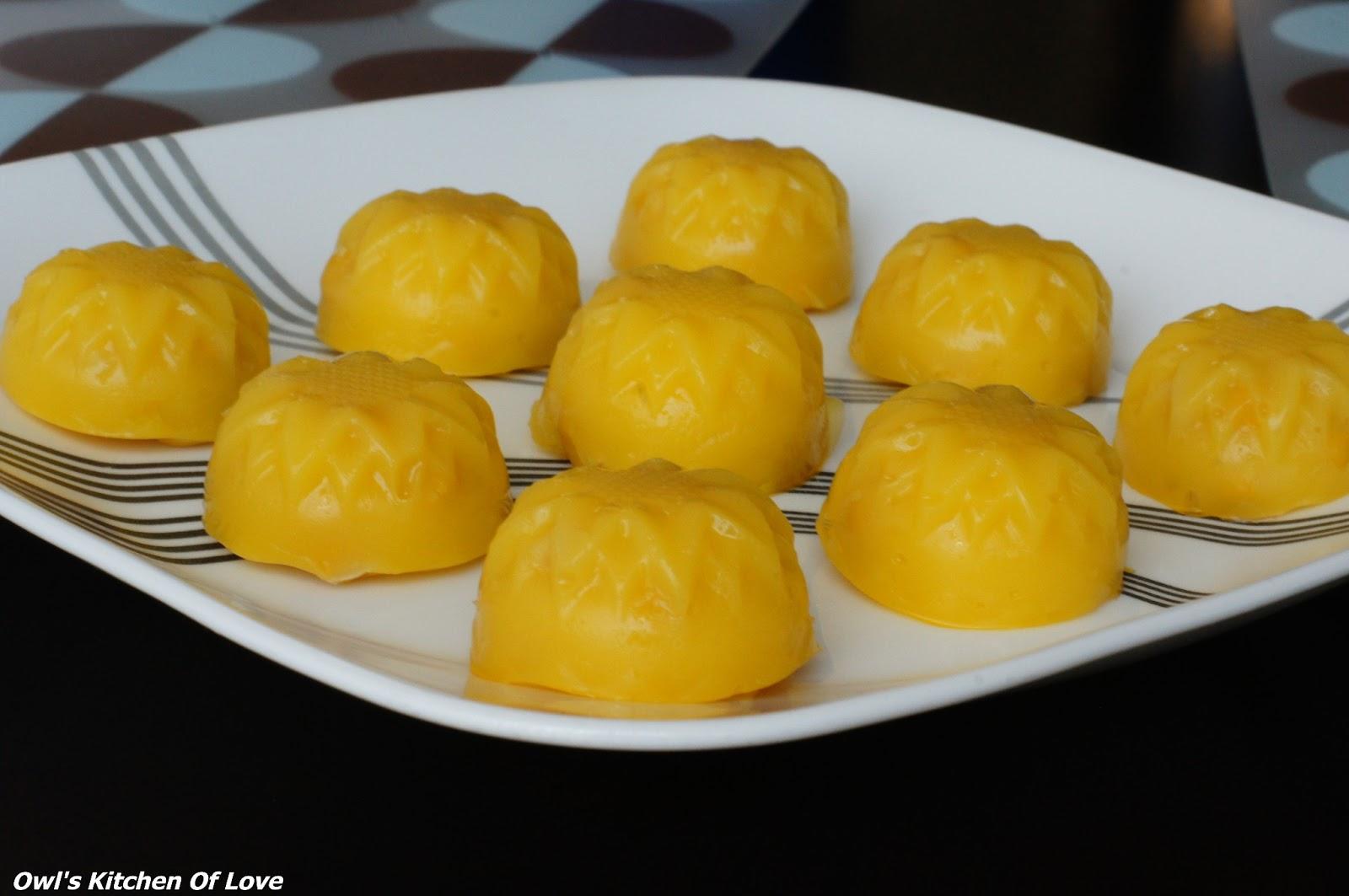ஜ۩۞۩ஜ Vanessa の 温馨厨房 ஜ۩۞۩ஜ Corn Kueh Jagung Kueh 粟米糕