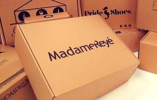 cajas tiendas de ropa