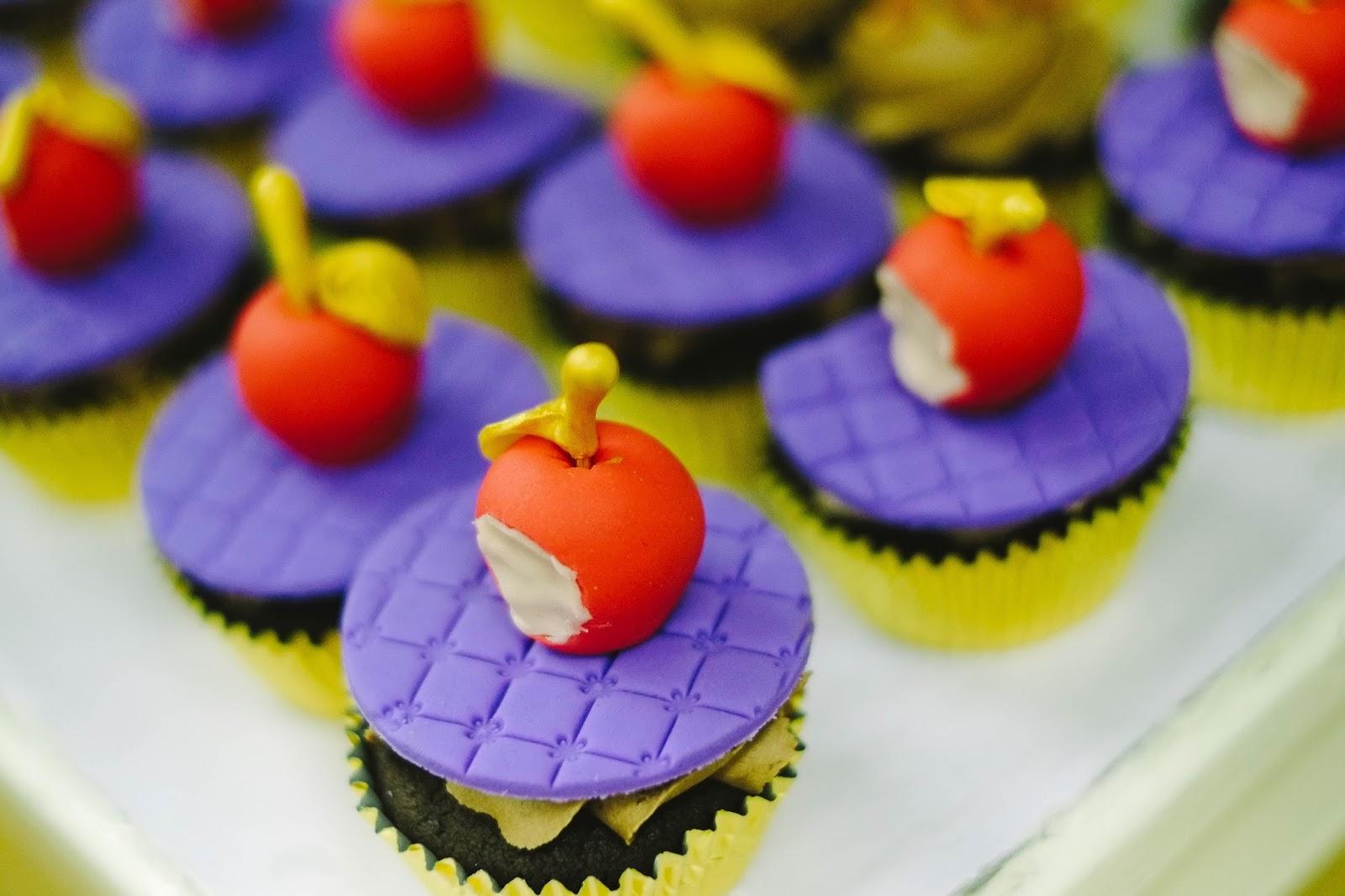 disney's descendants cupcakes - HD1600×1066