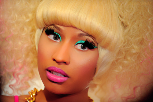 Nicki Minaj Inspired Eyeshadow Look Tutorial