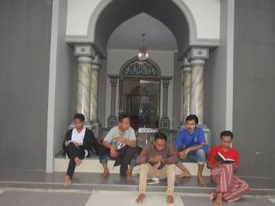 PSP3 Menikmati Ramadhan