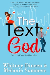 The Text God / Tour Giveaway!