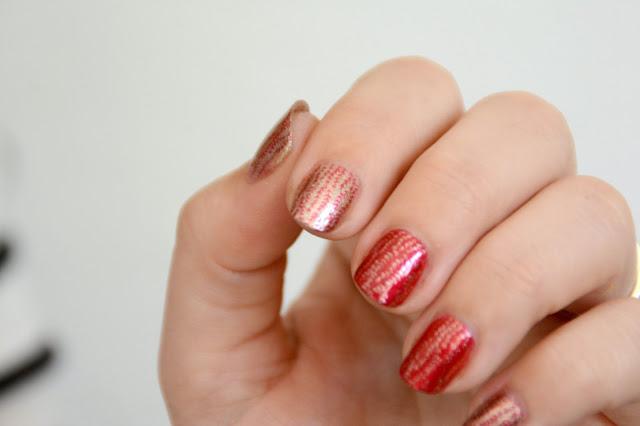 Vernis Porshe, swacth et nail art, Soirée Girl only