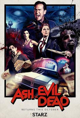 Ash vs Evil Dead (il poster della Stagione 2)