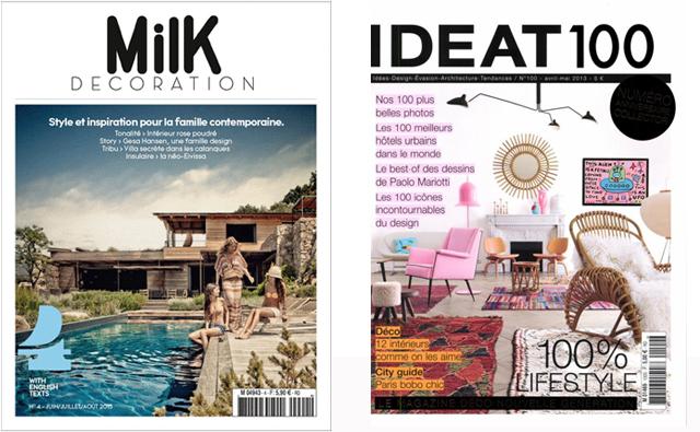 Couverture Milk 4 Ideat