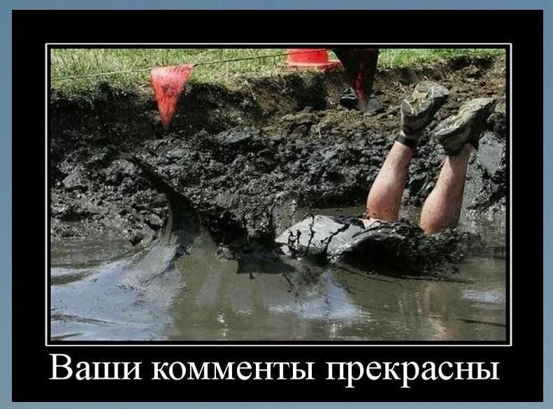 демотиваторы из грязи в князи полезно
