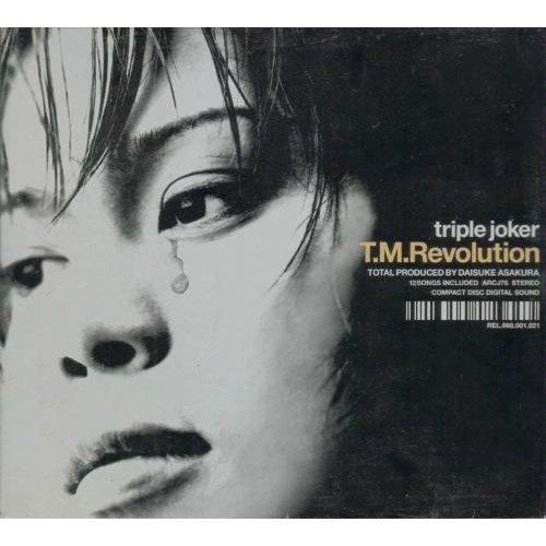 T.M.Revolution - Triple Joker [FLAC   MP3 320 / CD]