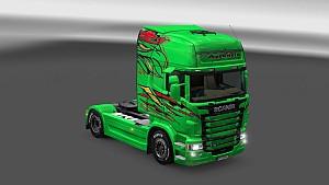 Scania RJL Acconcia Group skin