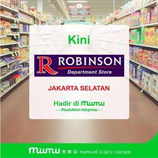 Cara Berbelanja Mudah Di Mumu Bersama Robinson Jakarta Selatan