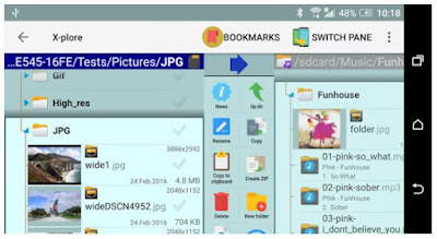 X-plore File Manager Apk Download