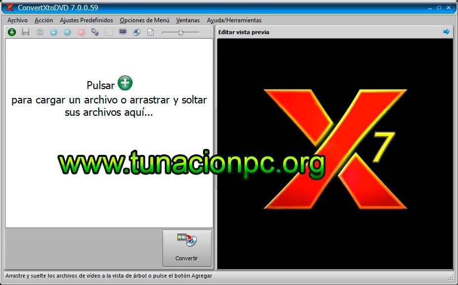Descargar VSO ConvertXtoDVD Full