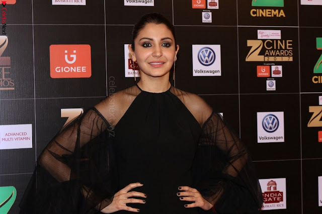 Anushka Sharma  on the Red Carpet Of Zee Cine Awards 2017 Exclusive 006.JPG