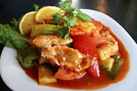 Resep Masakan Ayam Asam Manis, resep ayam asam manis