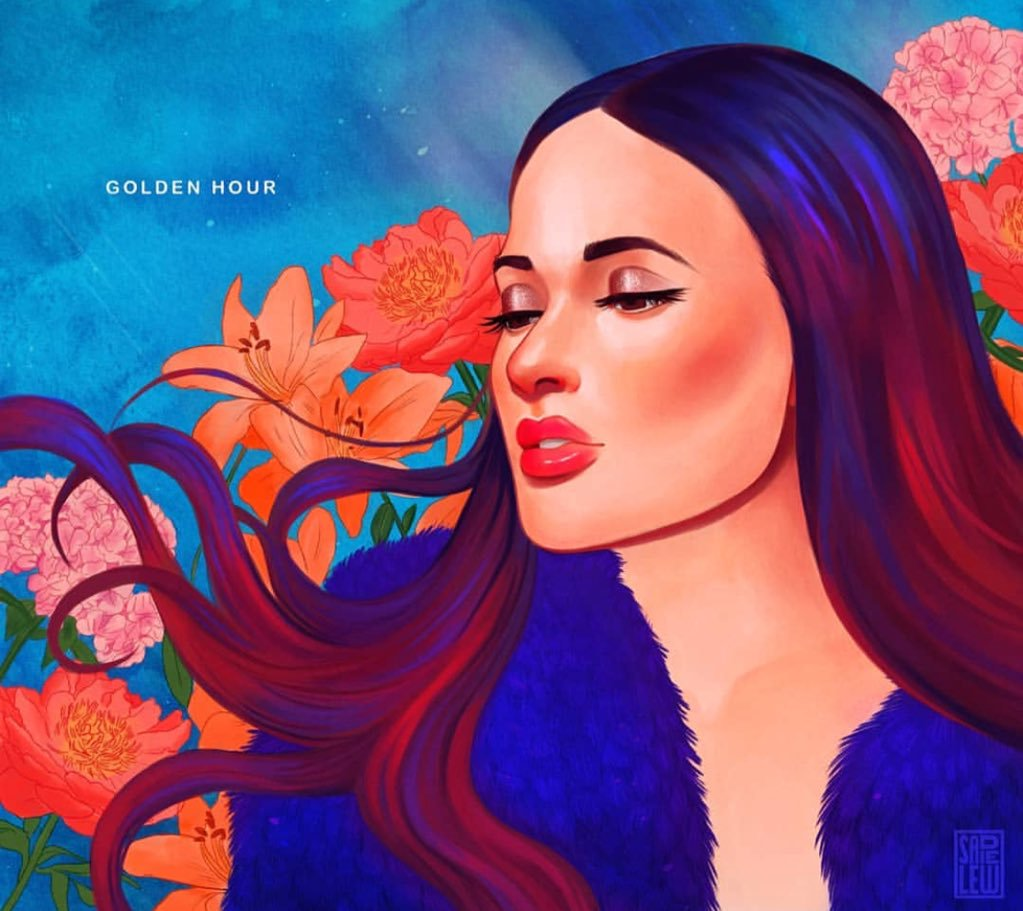 "Space Cowboy Kacey Musgraves: Cloud Fleet Creation: [New Video] (Kacey Musgraves) ""Space"
