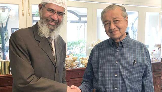 Menpora Malaysia: Zakir Naik Sudah Minta Maaf, Let's Move On
