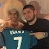 Cristiano Ronaldo bertemu Khabib Nurmagomedov, ucap Assalamualaikum