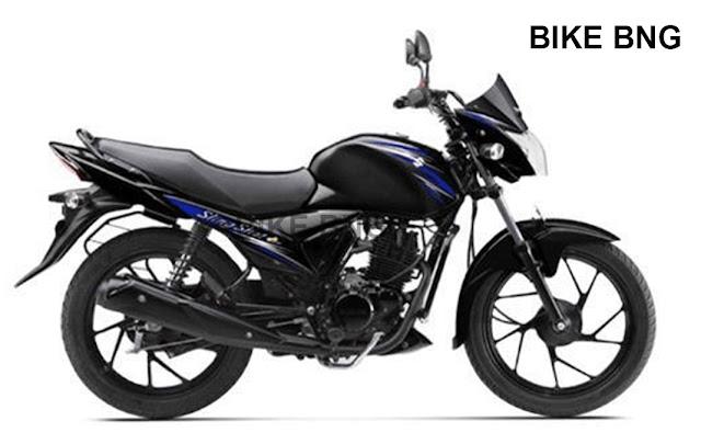 Suzuki Slingshot Plus in Bangladesh 2018