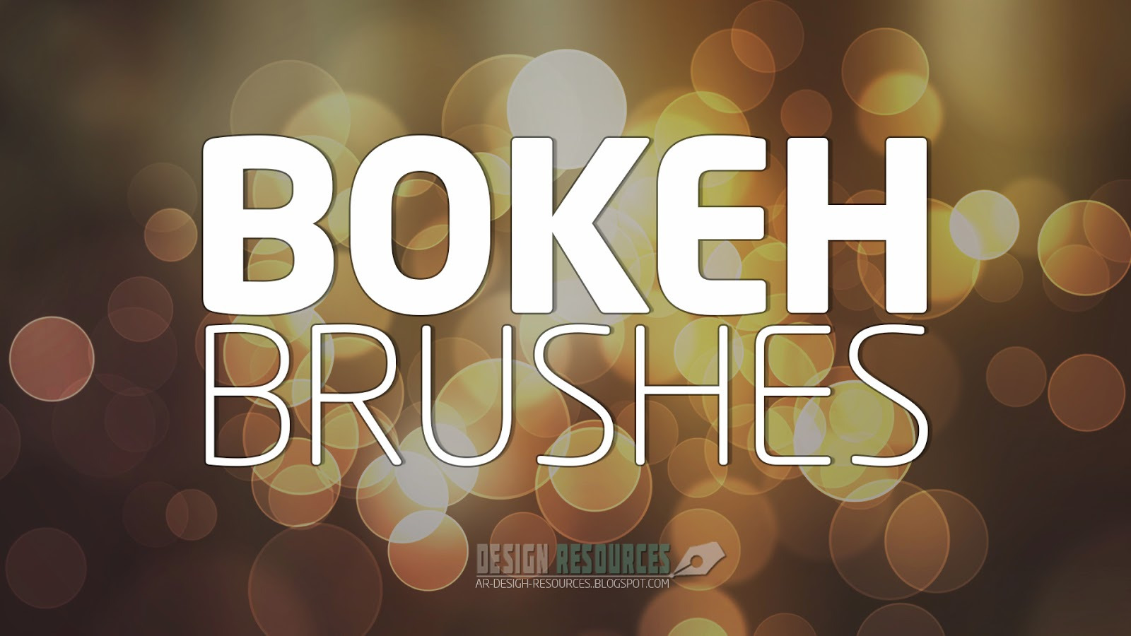 How to Create Bokeh Brushes — Photoshop Tutorial