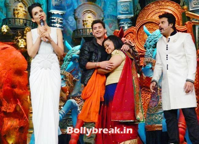 Rajjo Promotion on Comedy Circus, Kangana Ranaut on Comedy Circus for Rajjo Promotion