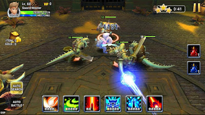 Download Sword Storm Mod Apk Unlimited Gold v1.1.5 Terbaru