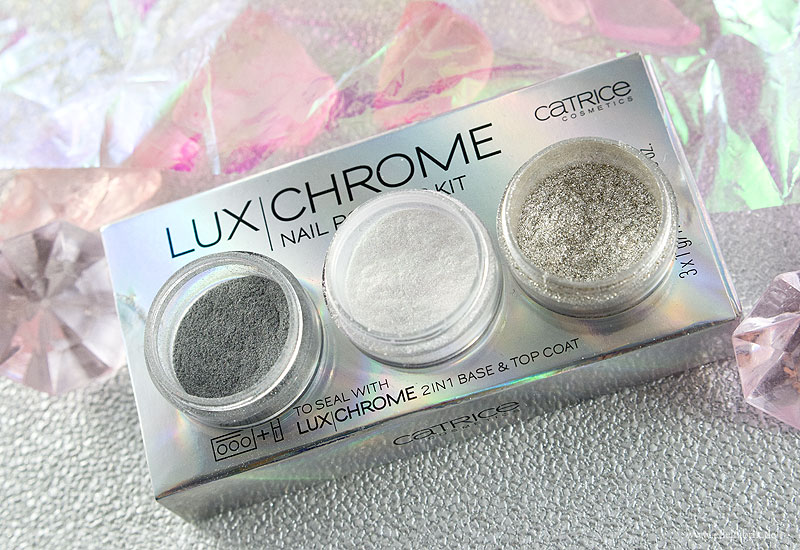 Catrice Luxchrome Powderkit, Review, neues Sortiment,