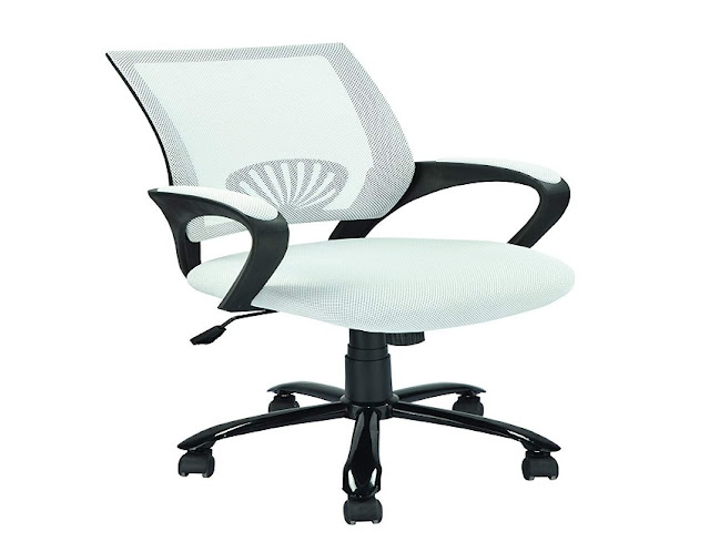 best buy white ergonomic office chairs in Dubai for sale