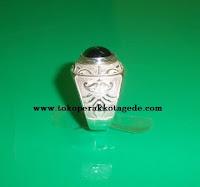 handmade engraved ring for man,cincin ukir perak pria